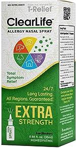 ClearLife Extra Strength Allergy Nasal Spray - 0.68 oz