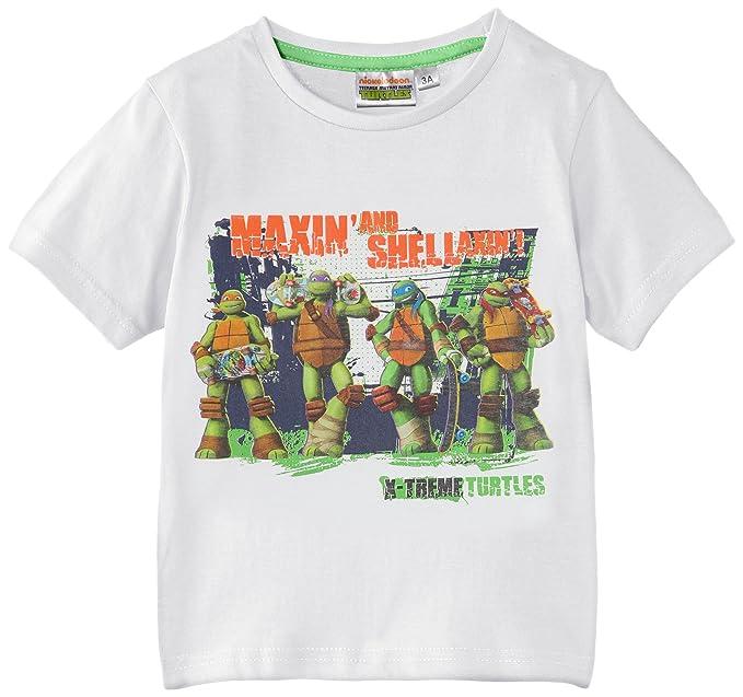 Nickelodeon Teenage Mutant Ninja Turtles, Camiseta para ...