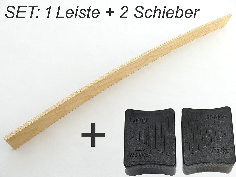 SET Härteverstellung für jedes Lattenrost (2 Schieber & 1 ...