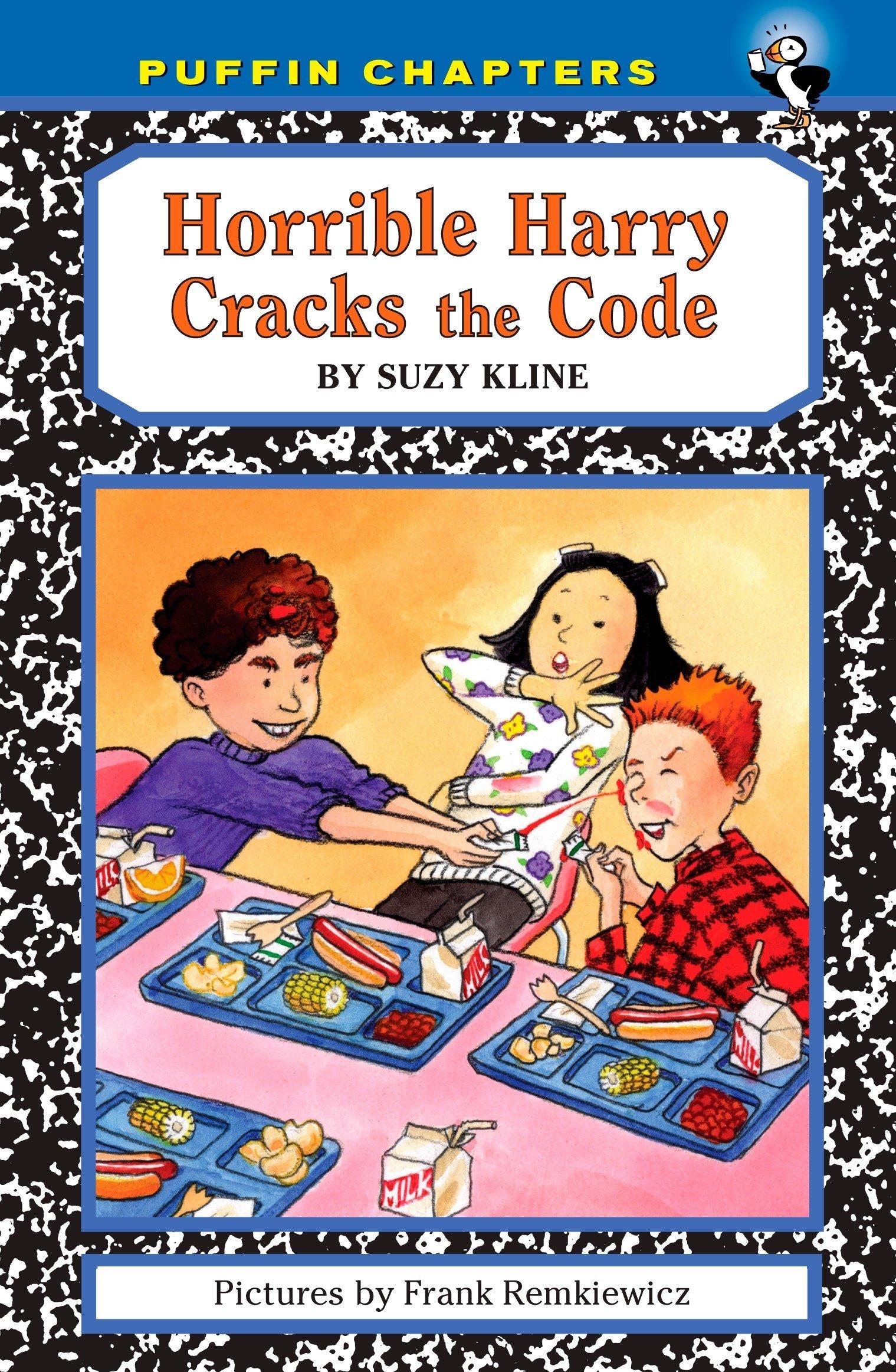 Download Horrible Harry Cracks the Code PDF