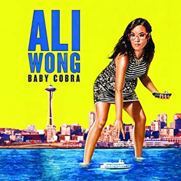 Image result for ali wong baby cobra