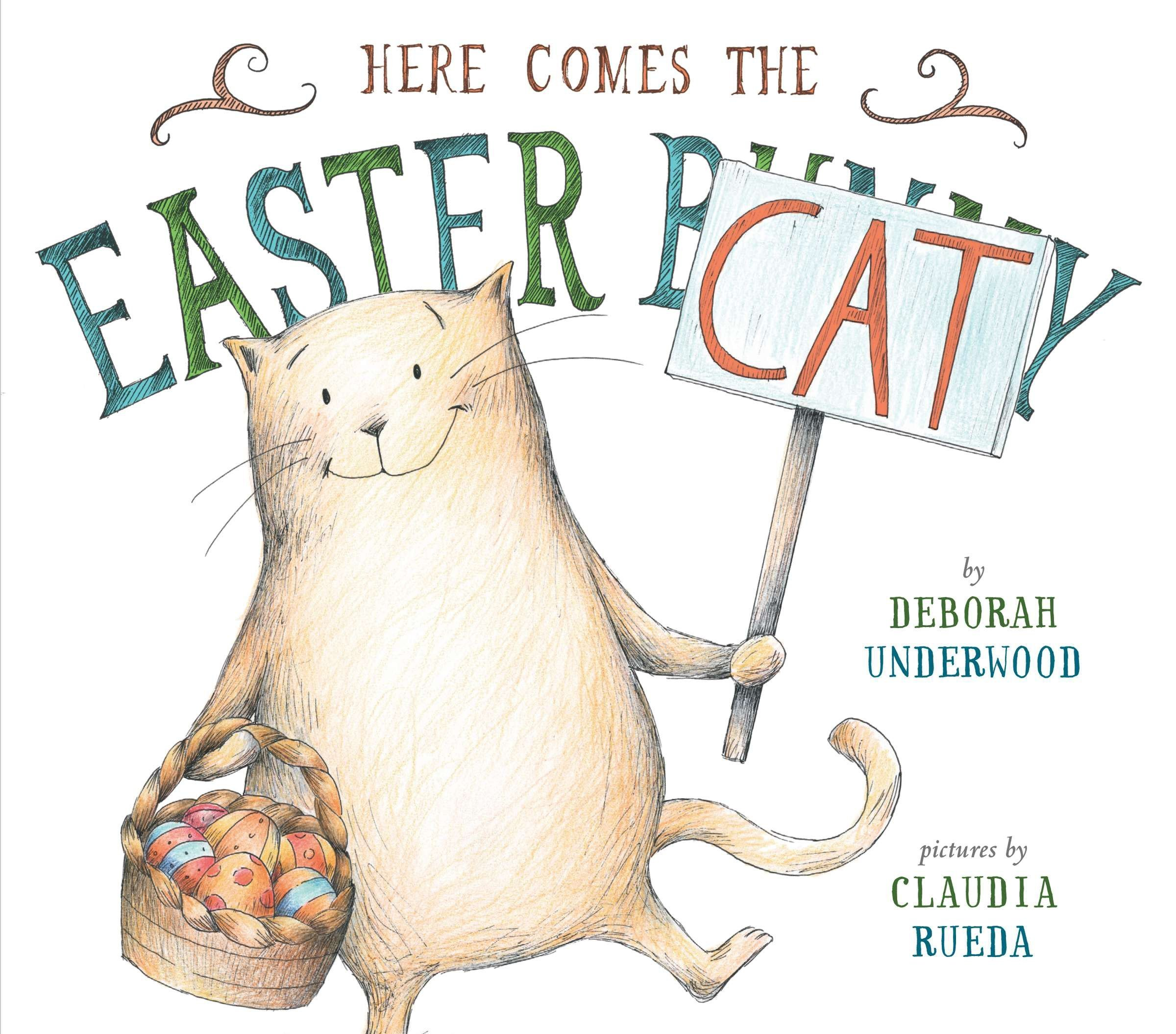 Read Online Here Comes the Easter Cat pdf epub