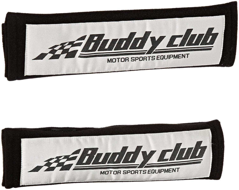 Pack of 2 Buddy Club BC08-SP001-B Black Shoulder Pad