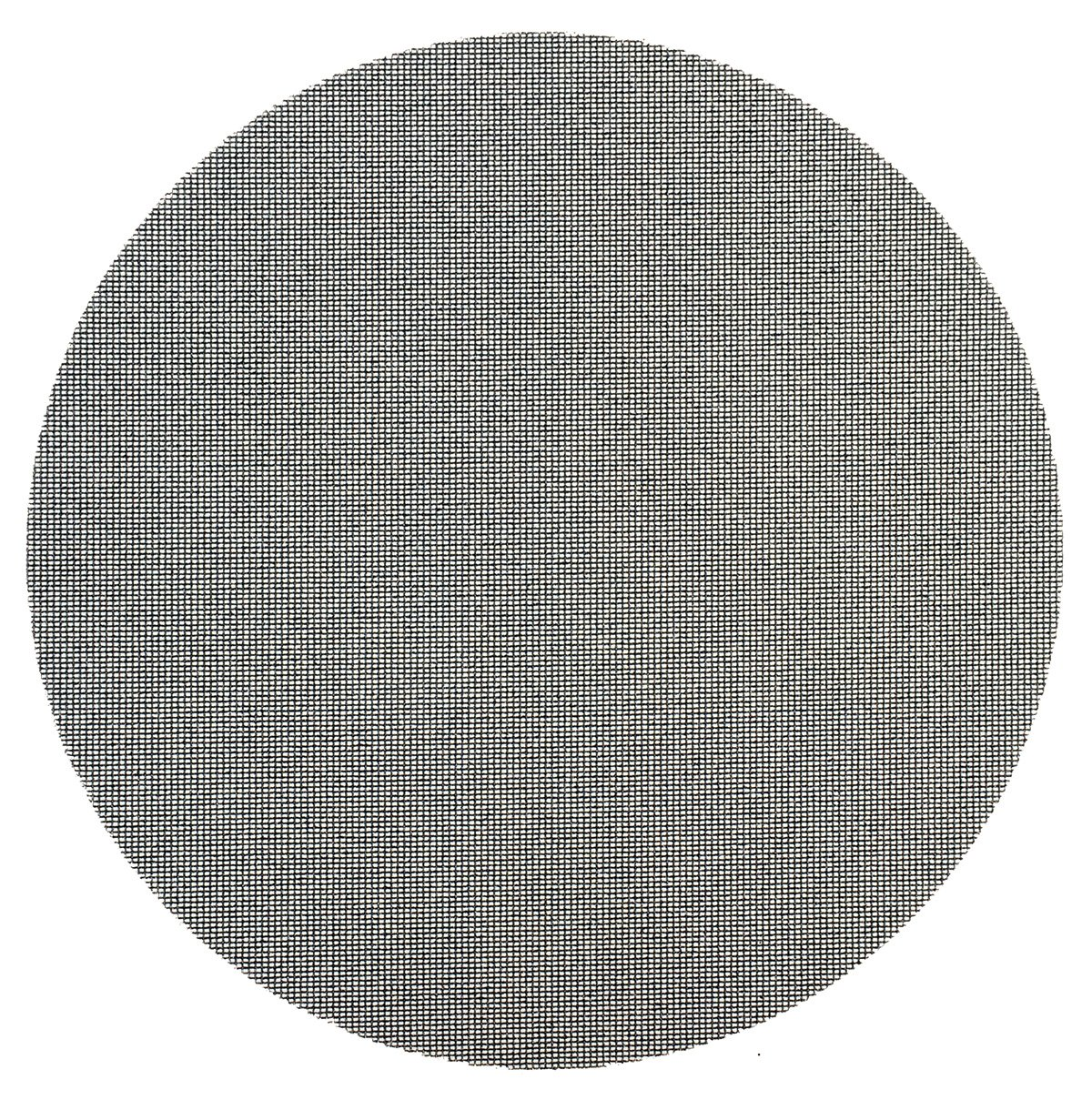 Glit/Microtron 506017 60 Grit Sand Screen Disc, 17'', Gray (Pack of 10) by Glit / Microtron