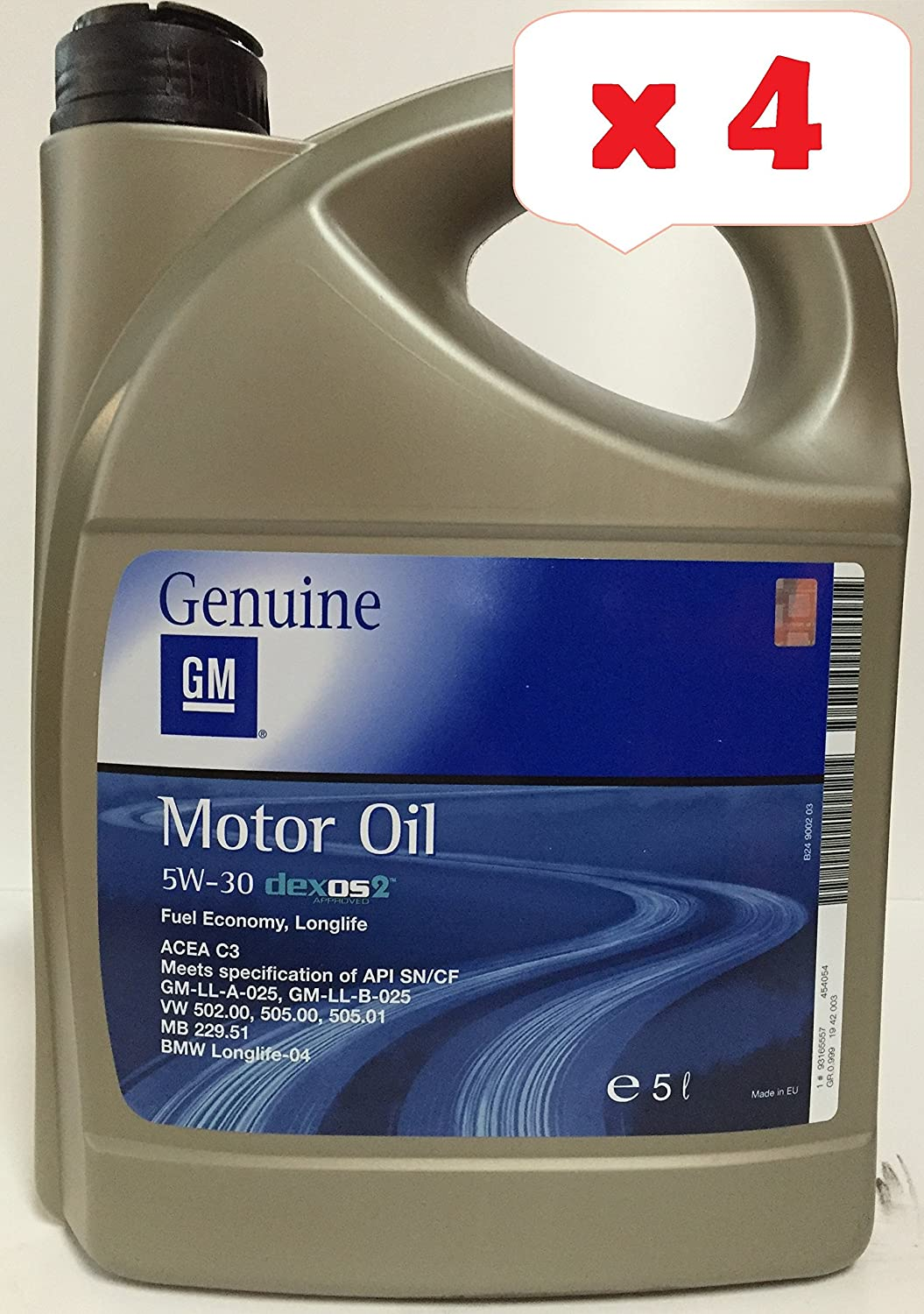 Engine oil GM-5W30: characteristics, reviews, how to distinguish the original from the fake 48