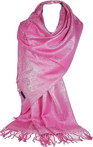 z segundos GFM diseño de cachemira de Pashmina Estilo con bufanda