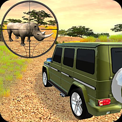 - Safari Hunting 4x4