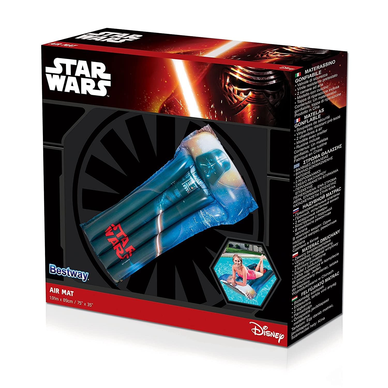 Colchoneta Hinchable Bestway Star Wars: Amazon.es: Juguetes y juegos