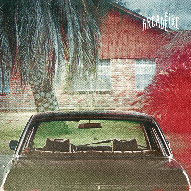 CD : Arcade Fire - The Suburbs (CD)