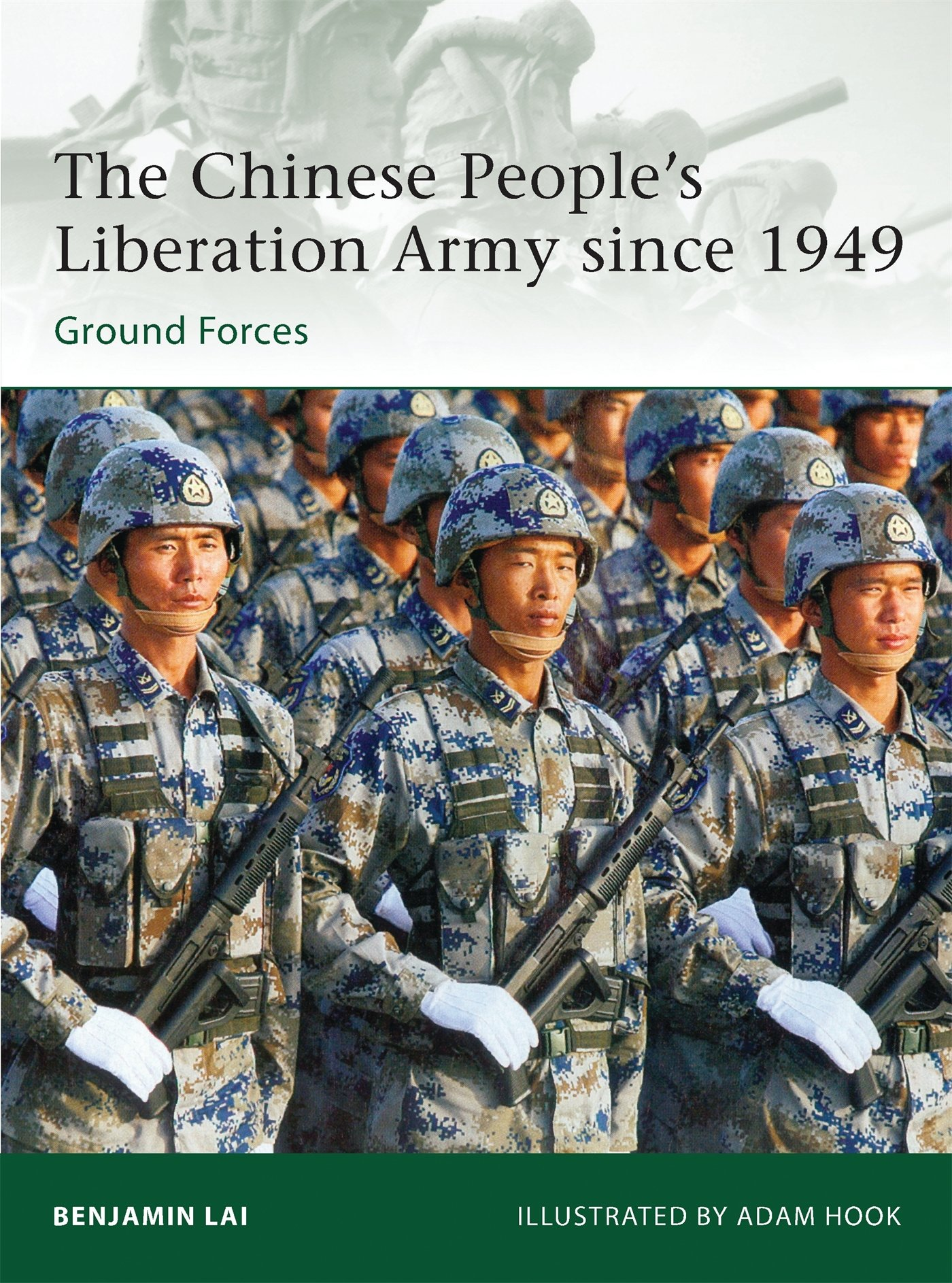 Download The Chinese People's Liberation Army since 1949: Ground Forces (Elite) pdf