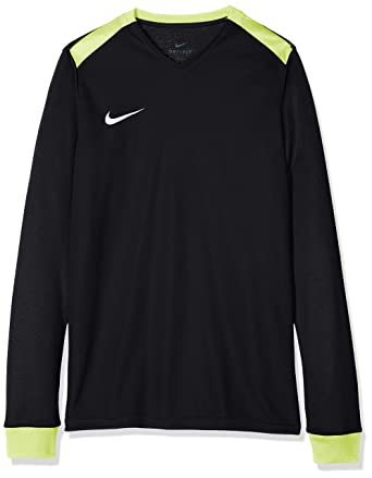 ce8daea48d051 Nike Children's Kids Dry Park Derby Ii Football Jersey Long Sleeved ...