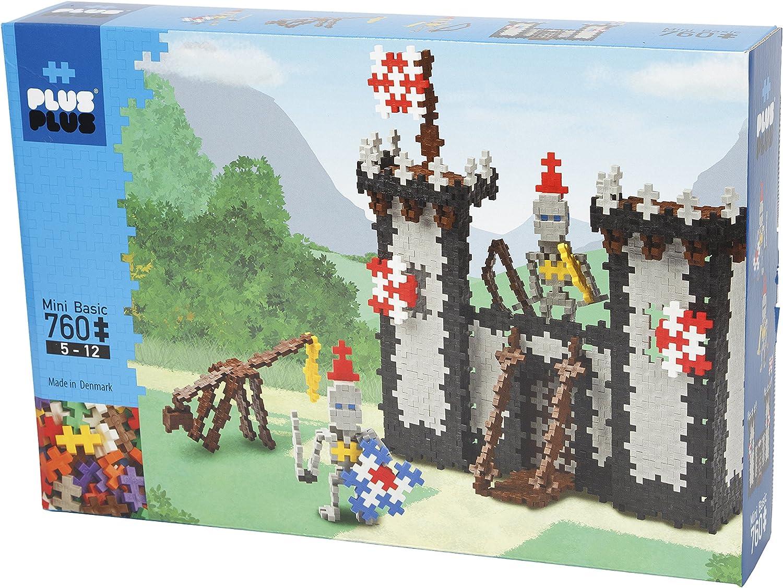Plus-Plus Mini Basic Castle 760 Bausteine