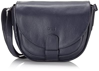 BREE Lady Top 2, blue, ladies' handbag 10250102 Damen Umhängetaschen  28x24x10 cm (