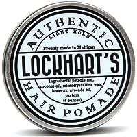 Lockhart's Light Hold Authentic Hair Pomade 4oz