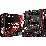 MSI B450M GAMING PLUS M-ATX ゲーミングマザーボード [AMD B450チップセット搭載] MB4530