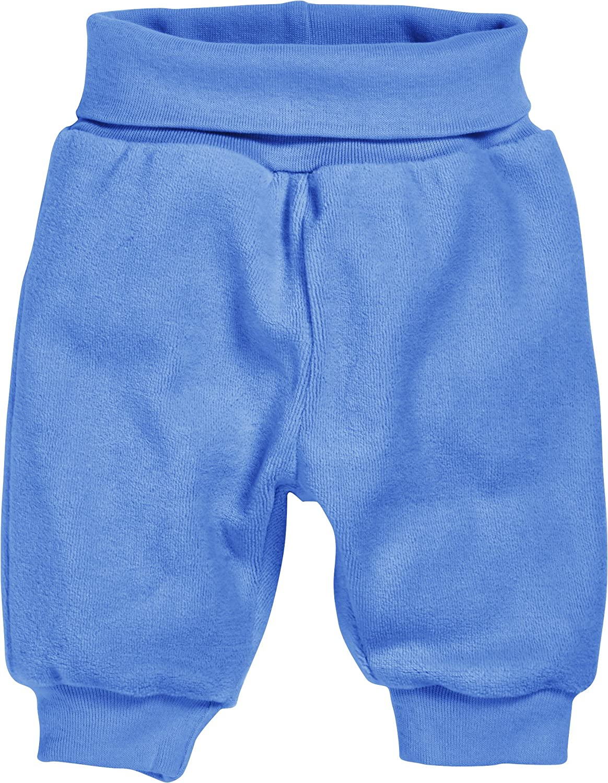 Schnizler Unisex Baby Jogginghose Pumphose, Babyhose Nicki mit Elastischem Bauchumschlag 800952