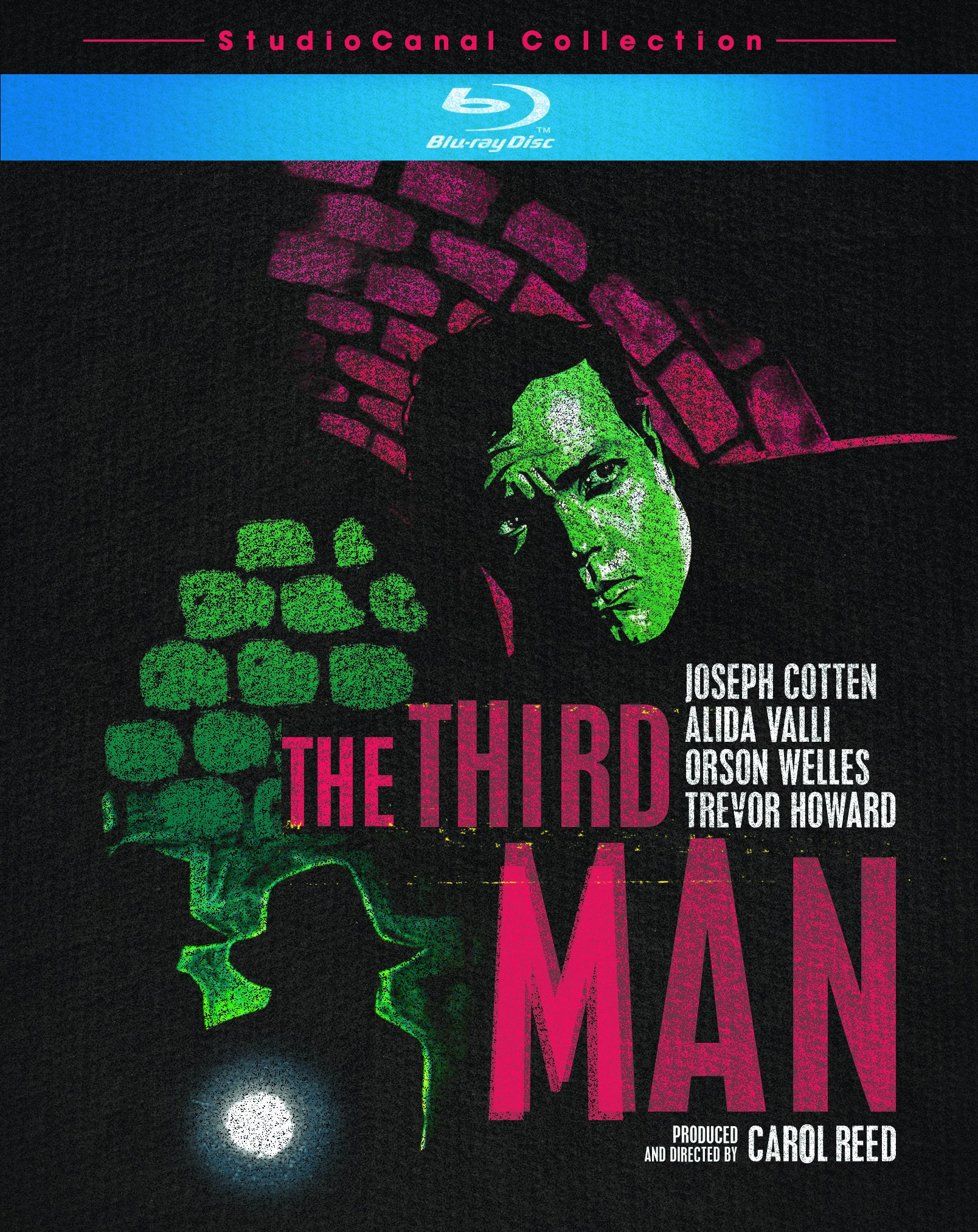 Blu-ray : The Third Man (, Dolby, Widescreen)