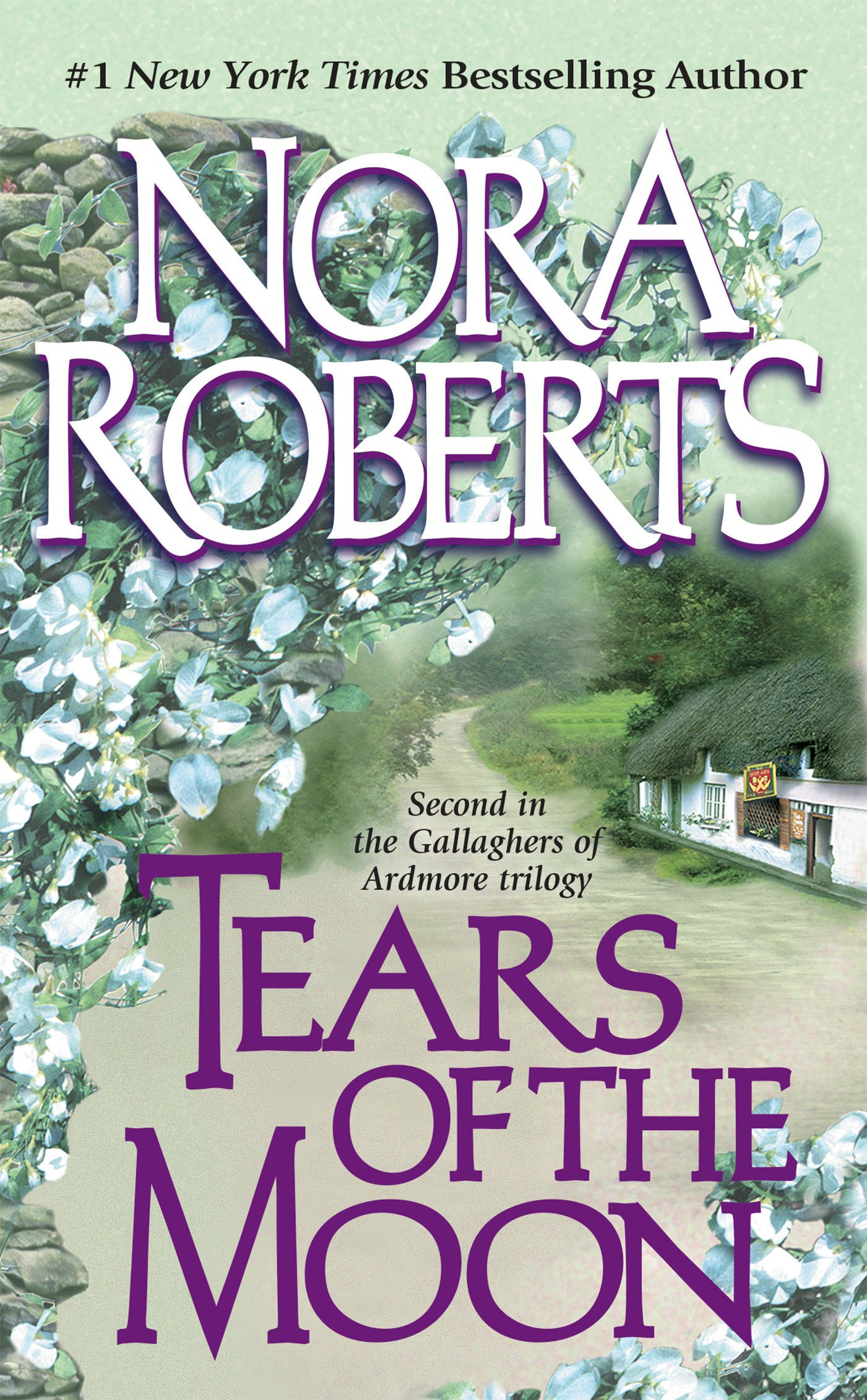 Read Online Tears of the Moon  (Irish Trilogy, Book 2) pdf