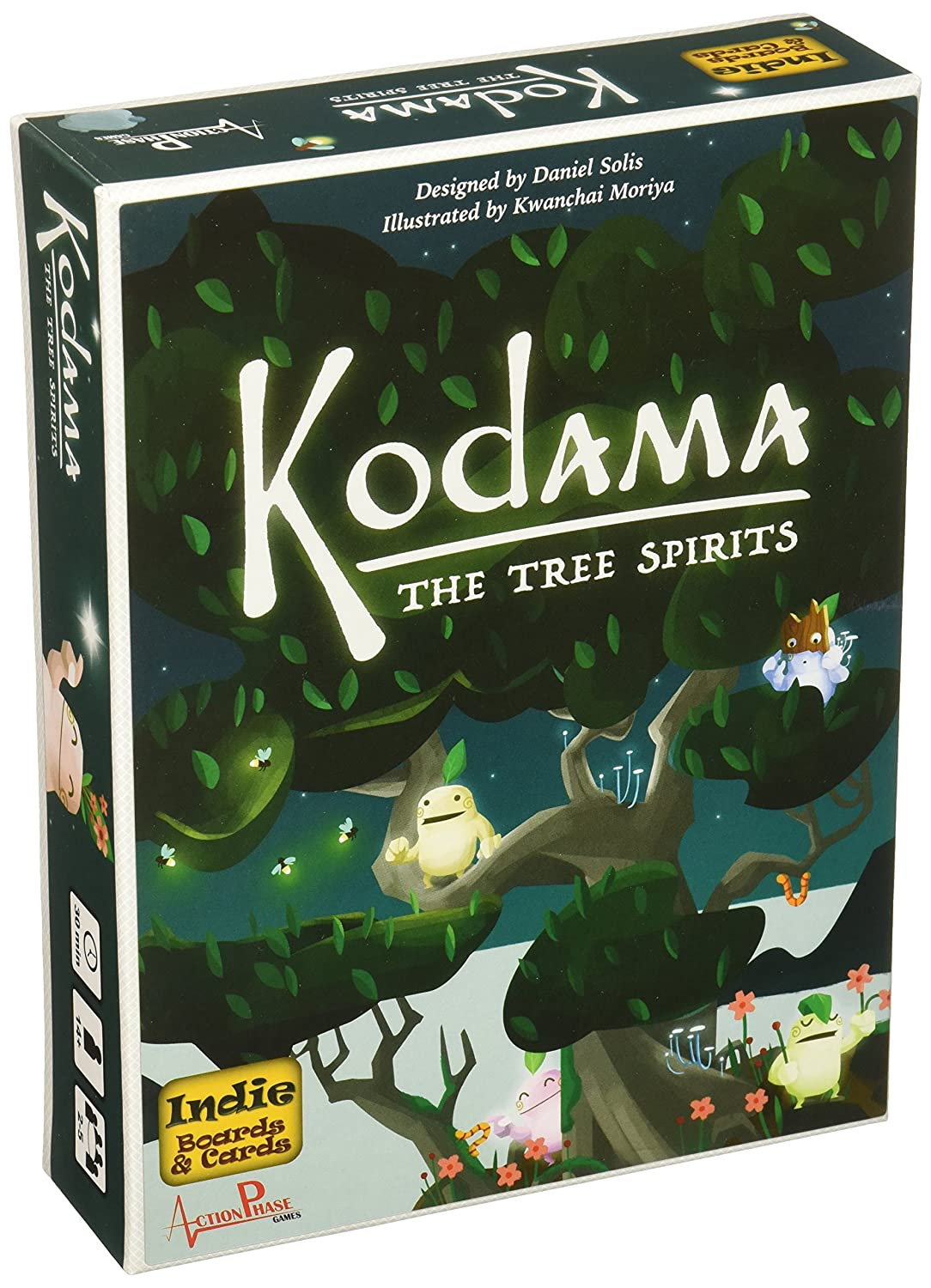 Kodama (2nd Edition) Board Game Publisher Services Inc (PSI) KOD2IBC