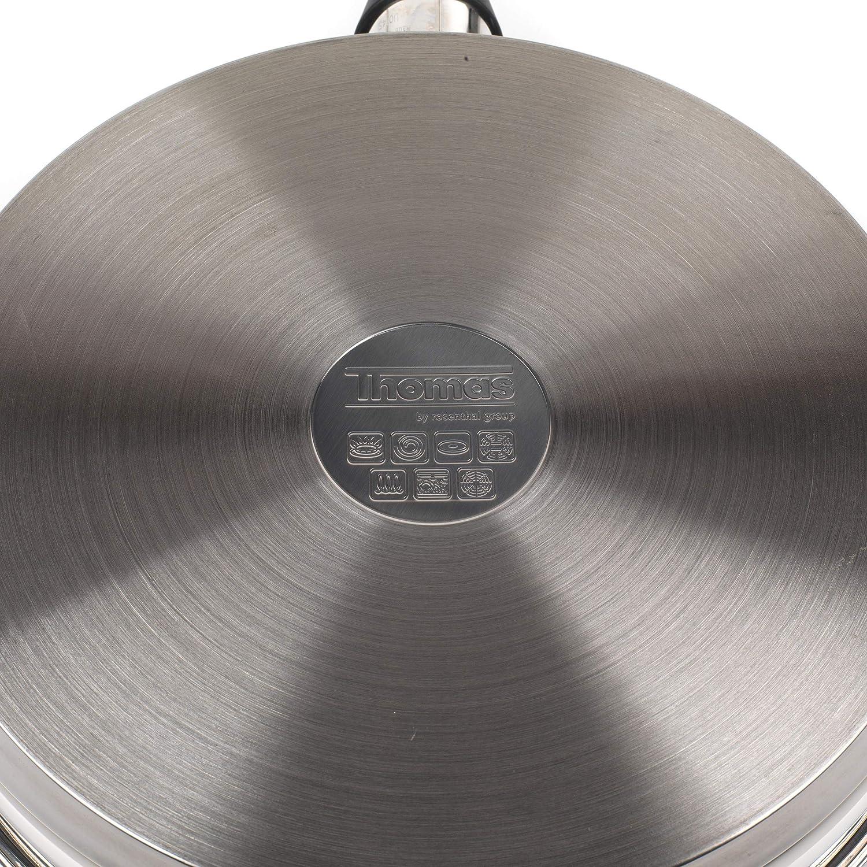 Thomas COMBO-3169 Rosenthal - Juego de ollas de Cocina (Acero ...