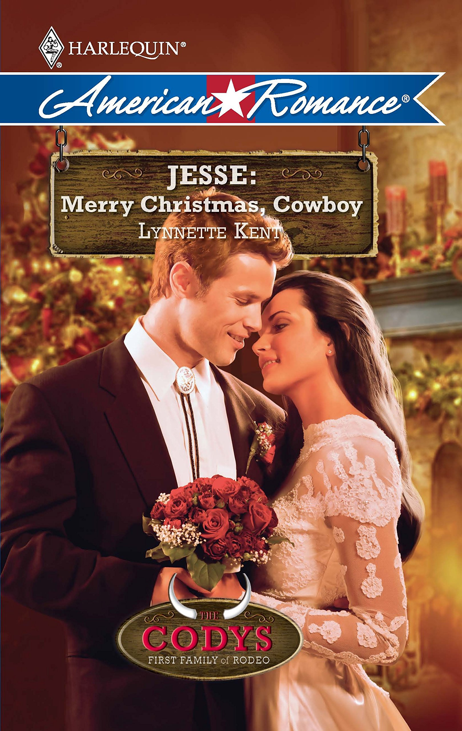 Read Online Jesse: Merry Christmas, Cowboy (Harlequin American Romance) (Codys: First Family of Rodeo) ebook