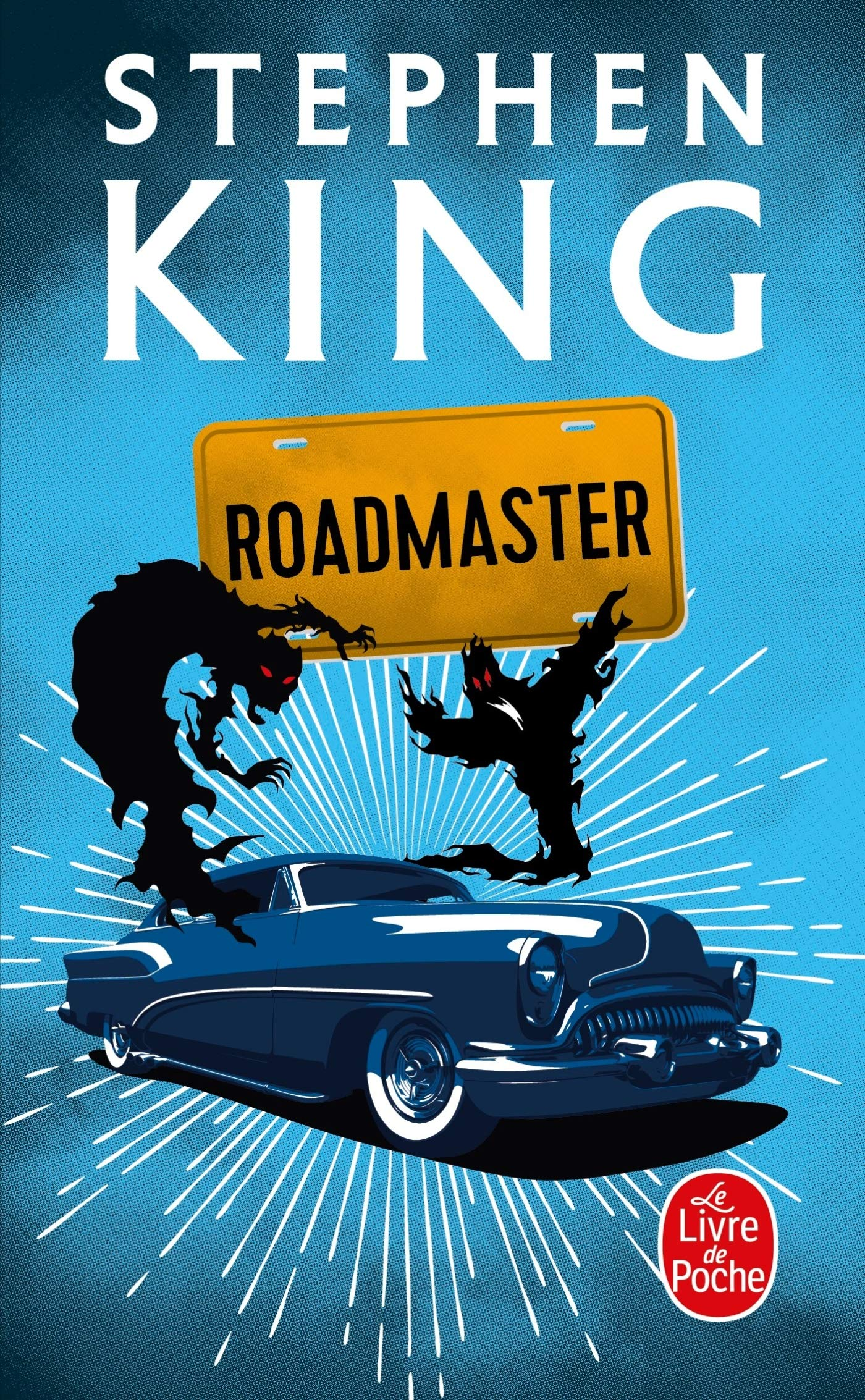 Amazon Fr Roadmaster King Stephen Livres