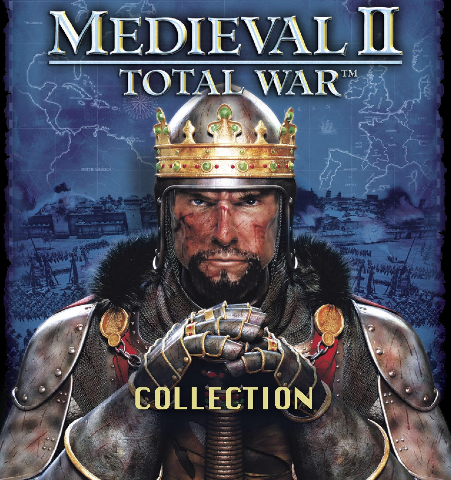 Medieval II : Total War Collection [Online Game (Medieval Ii Total War Pc Game)
