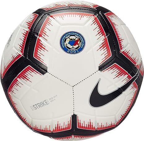 Nike RPL Strike (2018/2019) balón de fútbol Unisex, White/Bright ...