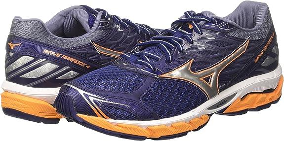 Mizuno Wave Paradox 4, Zapatillas de Running para Hombre ...