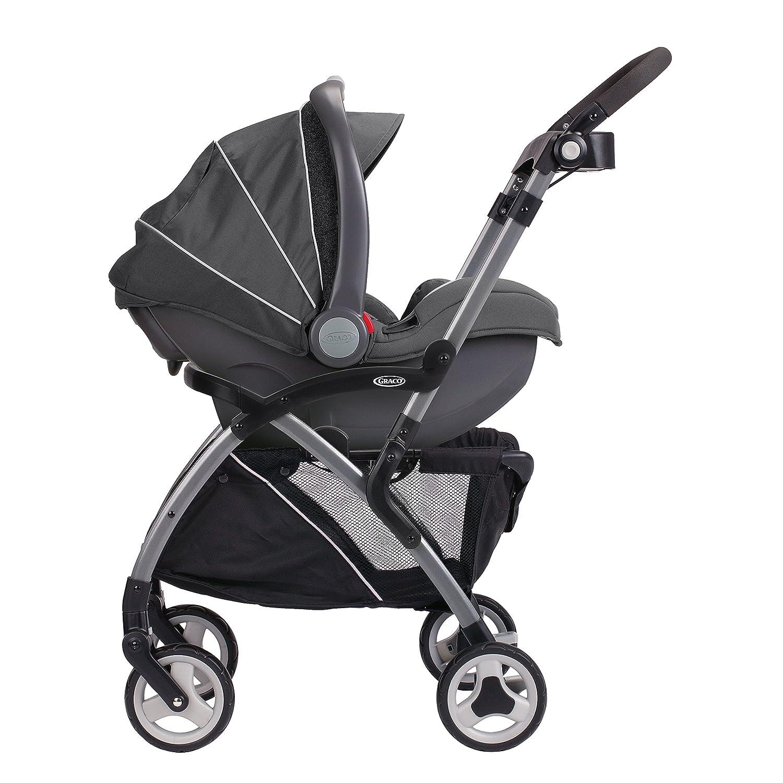 Amazon.com : Graco Snugrider Elite Stroller and Car Seat Carrier ...