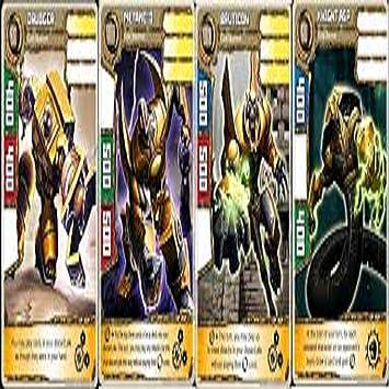 Amazon.com: Redakai Conquer the Kairu 3D and animated trading card ...