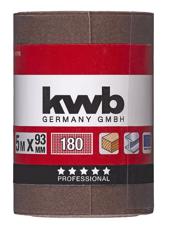 Marr/ón kwb 817718 Papel de lija