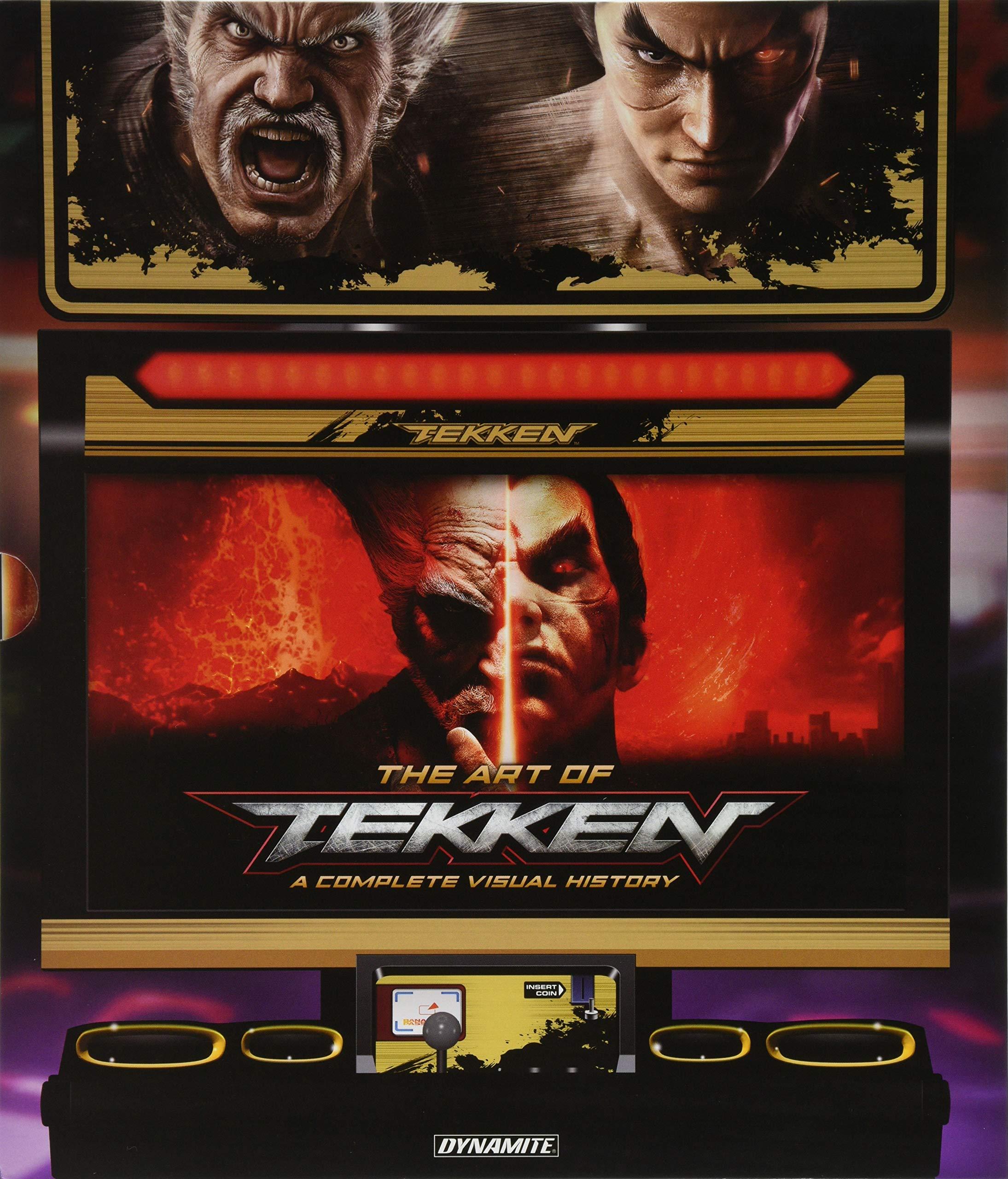 The Art of Tekken: The Complete Visual History HC Deluxe Edition: Amazon.es: Hull, Jerald, Smith, Elena A: Libros en idiomas extranjeros