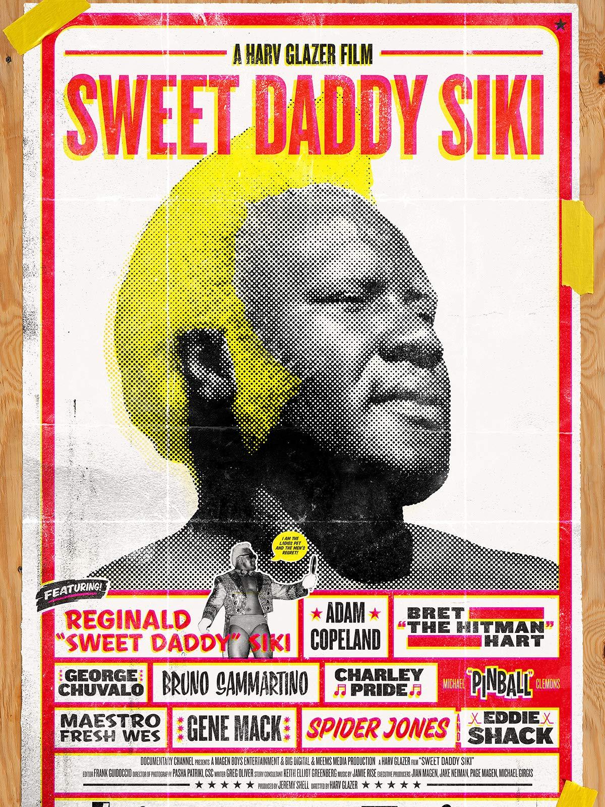 Sweet Daddy Siki on Amazon Prime Video UK