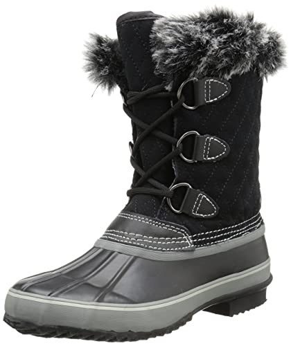 Amazon.com | Northside Women's Mont Blanc Waterproof Snow Boot ...