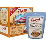 Bob's Red Mill Apple Blueberry Granola, 12 Ounce (Pack of 4) (Package May Vary)