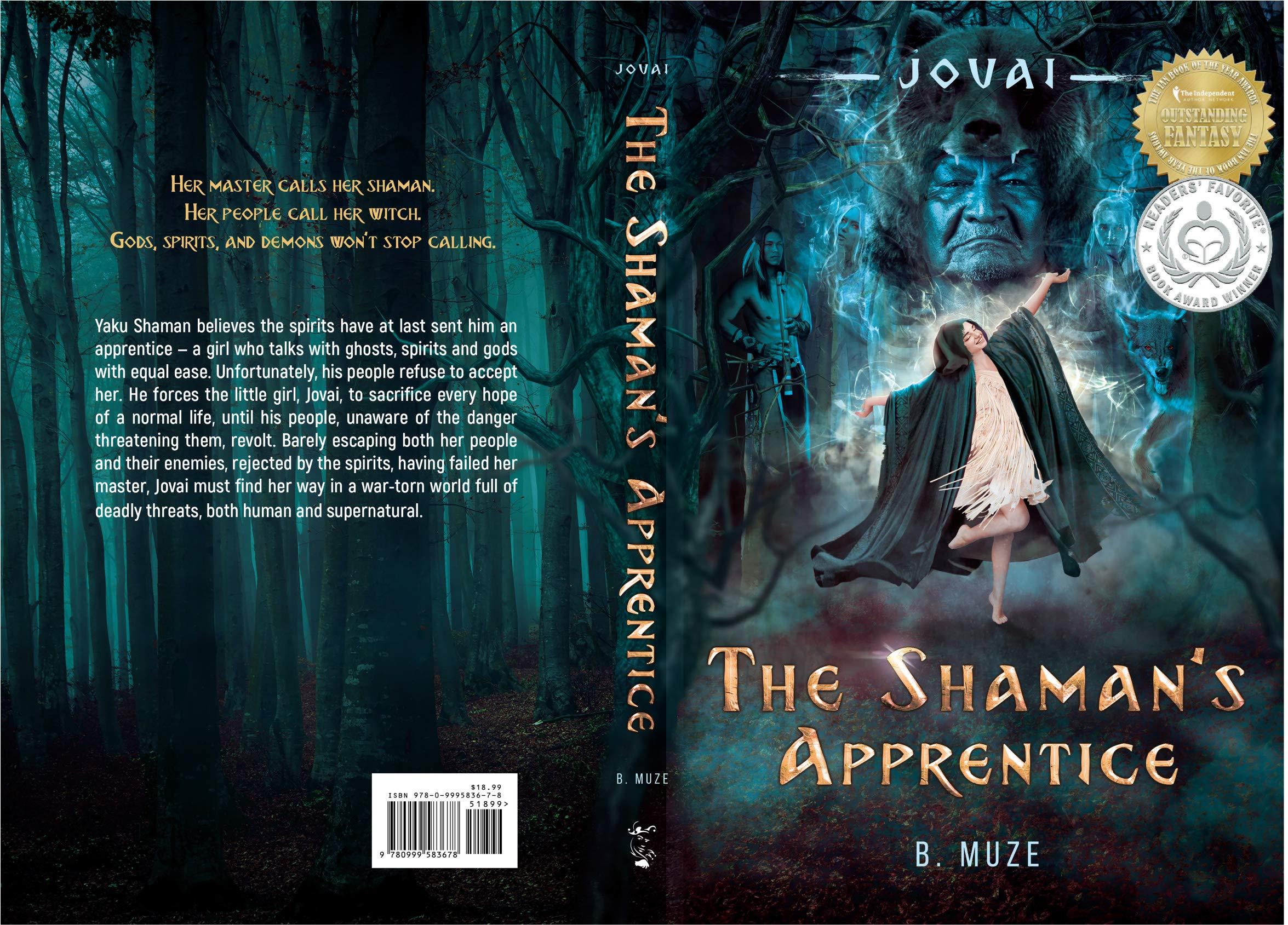 Ebook The Shamans Apprentice Jovai Book 1 By B Muze