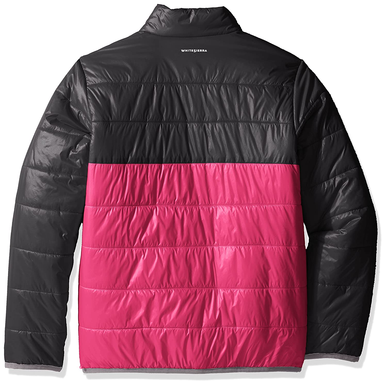 White Sierra Girls Zephyr Insulated Jacket