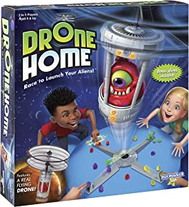 PlayMonster Drone Home Game with Real Flying Drone!