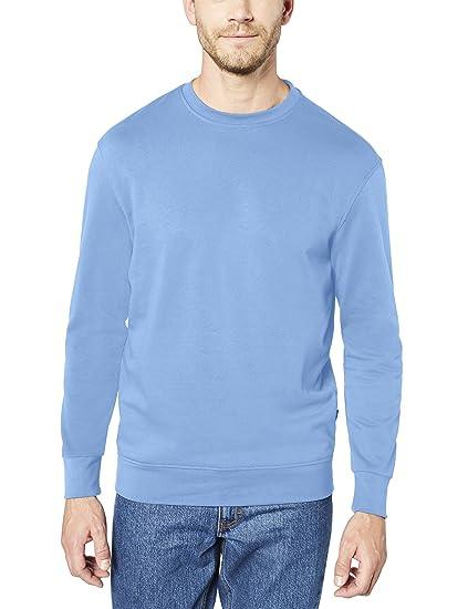 Expand 1305900 de gr Hombre Sudadera de trabajo, azul medio, 5 x l