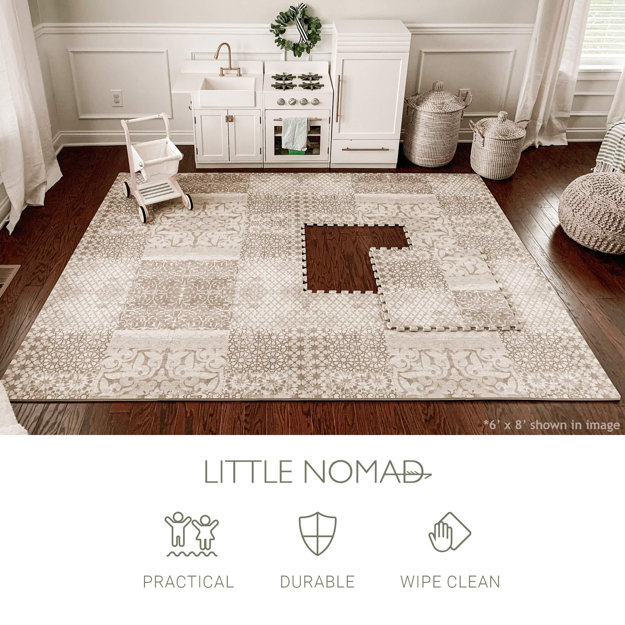 Amazon Com Little Nomad Roam Free Play Mat Authentic 6 X