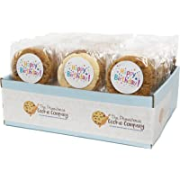 The Providence Cookie Company HAPPY BIRTHDAY GOURMET COOKIE GIFT choose 1, 2, 3 or 4 Dozen (1 Dozen)