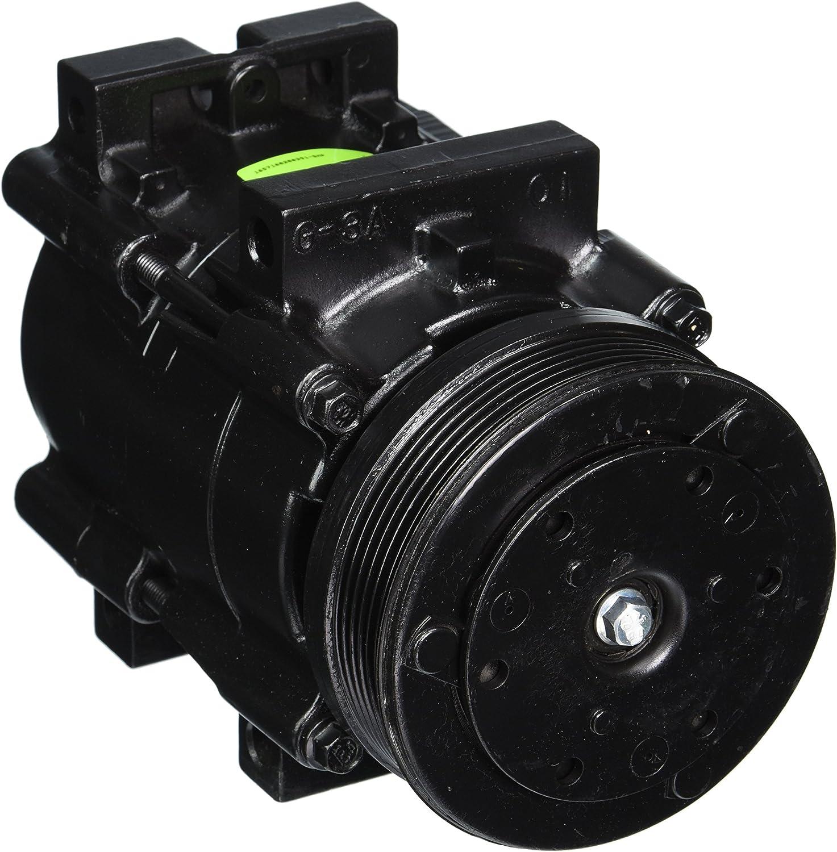 A//C Compressor and Clutch-New Compressor DENSO 471-8139