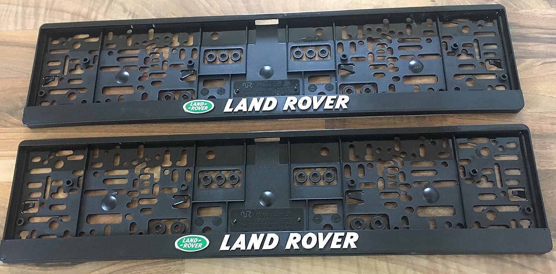 Kennzeichenverst/ärker KennzeichenhalterTop* 2 x Land Rover !