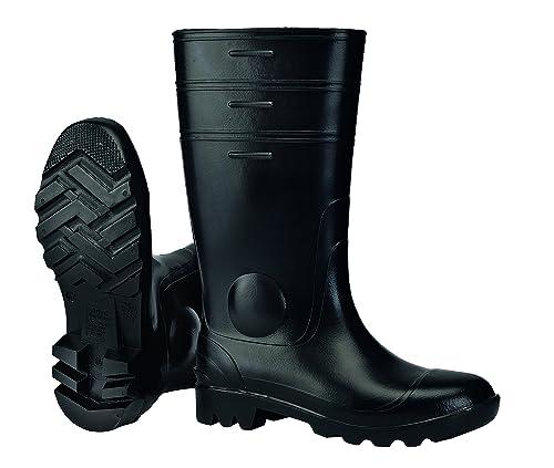 Spirale Gorex, Botas de Goma de Seguridad Unisex Adulto, (Schwarz 11), 38 EU: Amazon.es: Zapatos y complementos
