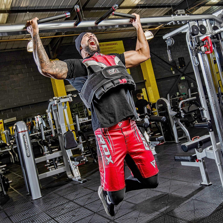 MEHRWEG RDX MMA Shorts Kampfsport Ausbildung Kurze Boxen Freefight Sporthose Kickboxen Fightshorts