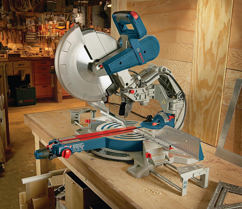 Bosch Dual-Bevel Miter Saw