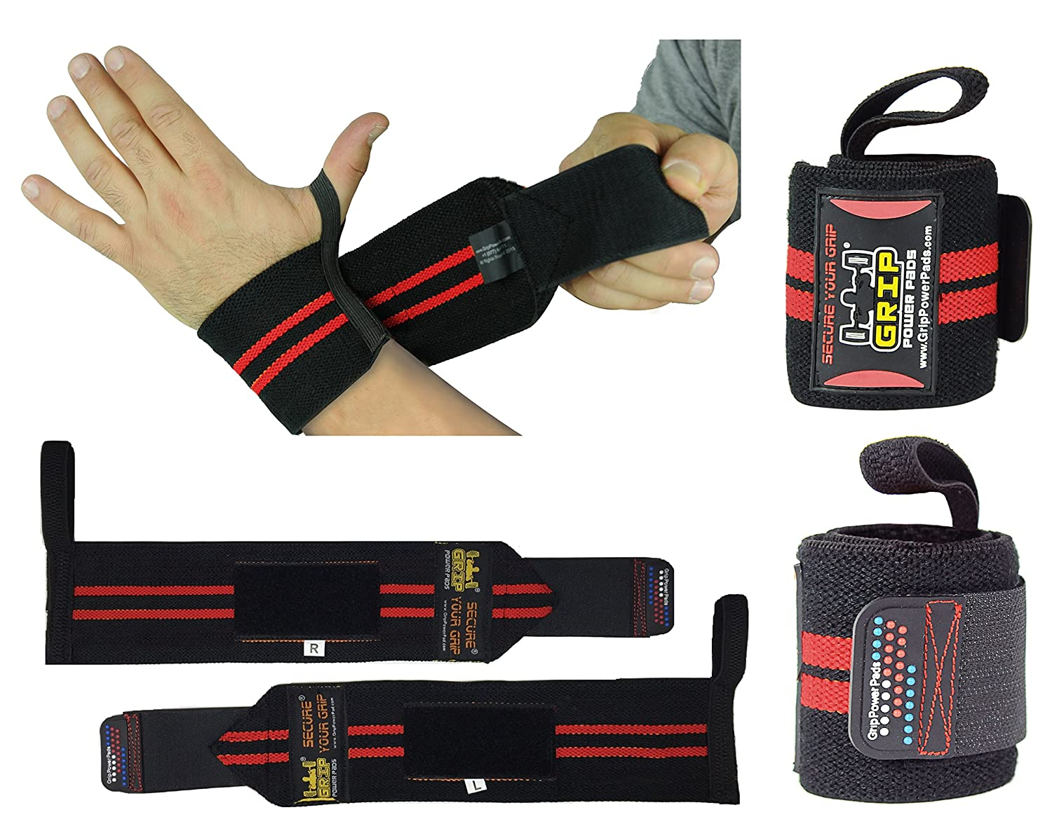 Top 5 Best Wrist Wraps Reviews in 2020 2