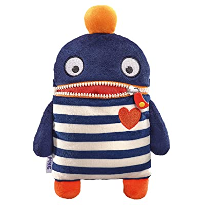 "Schmidt 42370"" Junior Ping Worry Eater Soft Toy, Multicolour, 25 cm: Toys & Games"