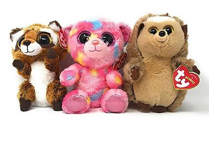 529928903fa Amazon.com  TY beanie original boos set of 3